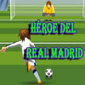 Héroe del real madrid