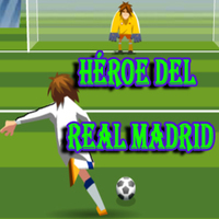 Héroe del real madrid