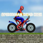 Spiderman Dead Bike