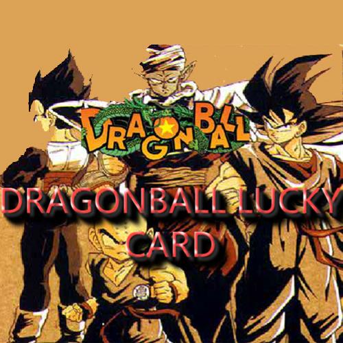 DragonBall Lucky Card
