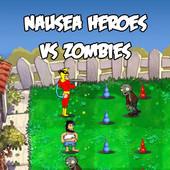 Nausea Heroes Vs Zombies