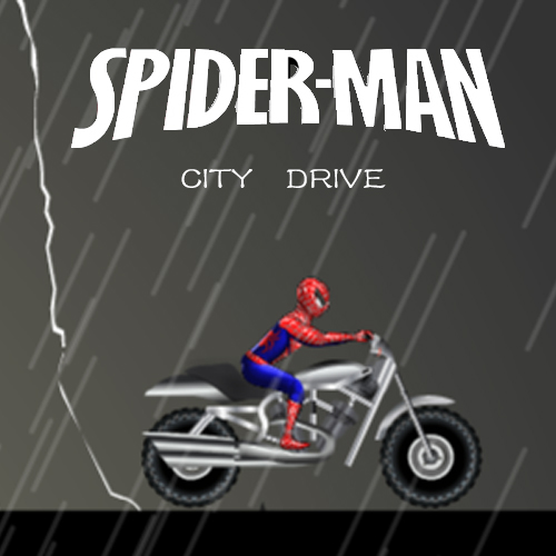 Spiderman City Drive