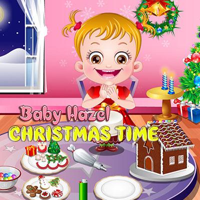 Baby Hazel: Christmas Time
