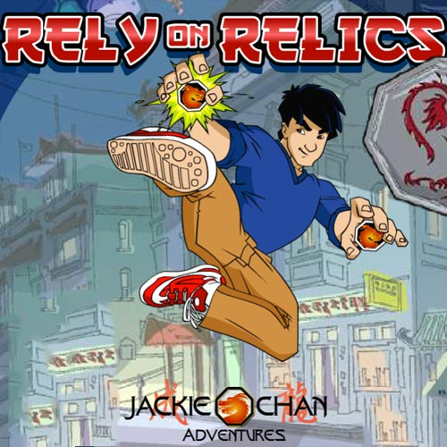 Jackie Chan Adventures:  Rely On Relics