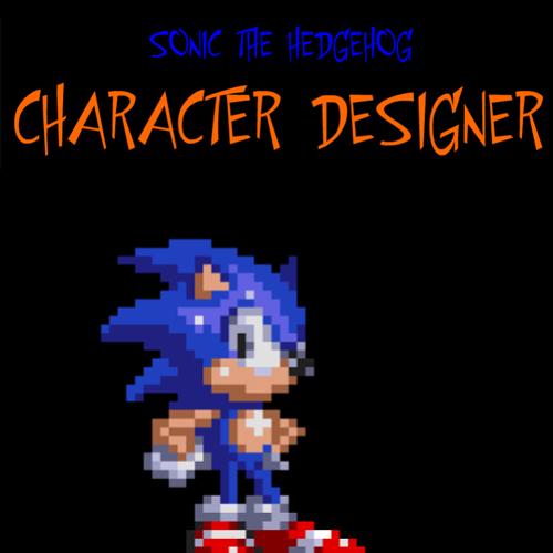 Sonic The Hedgehog Character Designer