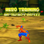 Hero Training Spider-Man