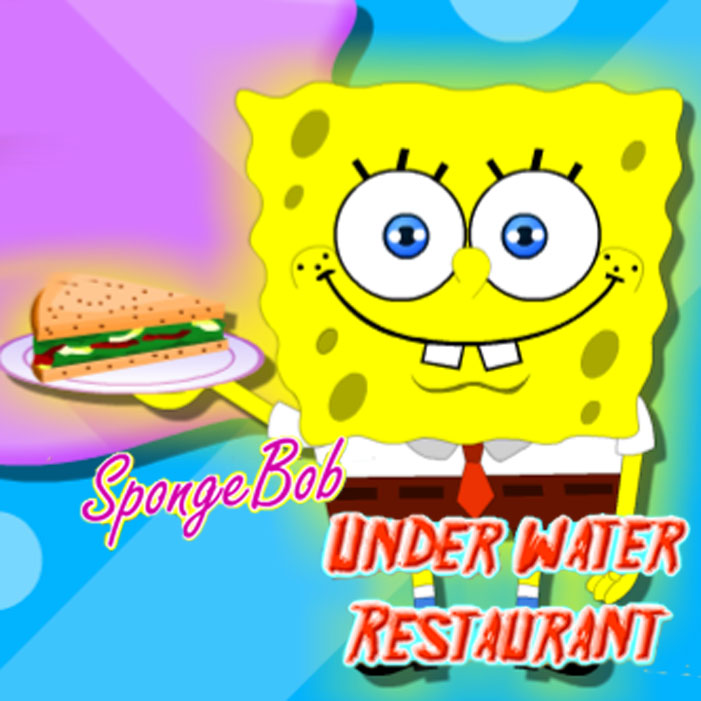 SpongeBob: Under Water Restaurant