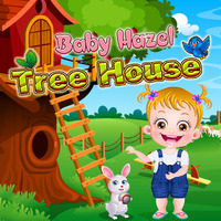Oyun Trendleri,Baby Hazel: Tree House is a Baby game. You can play Baby Hazel: Tree House in your browser for free. Baby Hazel's ball is lost in the Tree House. Can you help her in finding the lost ball? Go along with Hazel inside the house and enjoy exploring its 3 rooms filled with a lot of surprise and activities to enjoy. So kids, join Hazel to enjoy fun and interactive activities in Tree House and find the ball. Enjoy the most joyful Tree House adventure ever with Baby Hazel!