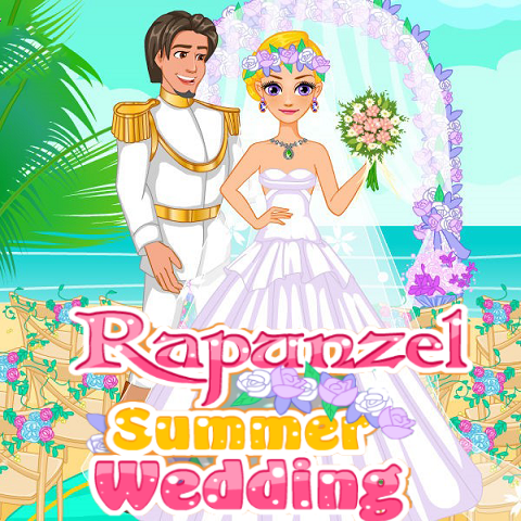 Rapunzel: Summer Wedding