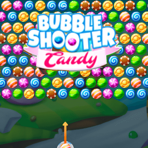 Bubble Shooter: Candy