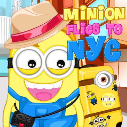 Minion: Flies To NYC