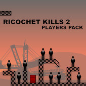 Ricochet Kills 2: Players Pack