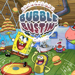 Spongebob's Bubble Bustin Game