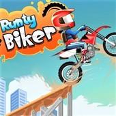 Runty Biker