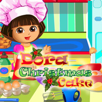 Dora: Christmas Cake