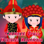 Chinese Doll: Wedding Makeover