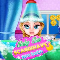 Baby Elsa: Scandinave Spa Bath