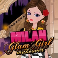 Milan Glam Girl Makeover