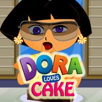 Dora Loves Cake