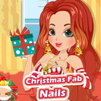 Christmas Fab Nails
