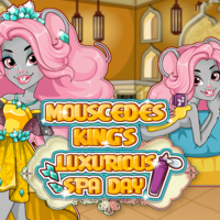 Mouscedes Kings Luxurious Spa Day