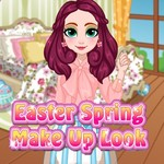 Easter Spring Make Up Look