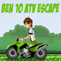 Ben 10: Atv Escape