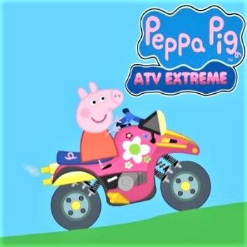 Peppa Pig: Atv Extreme