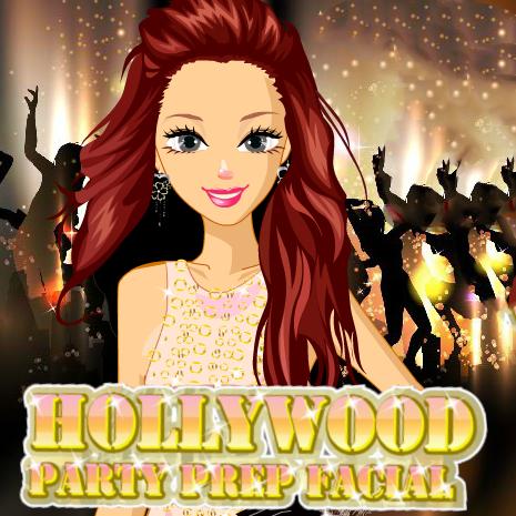 Hollywood Party Prep Facial