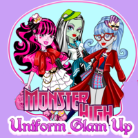 Monster High: Uniform Glam Up