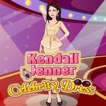 Kendall Jenner Celebrity Dress