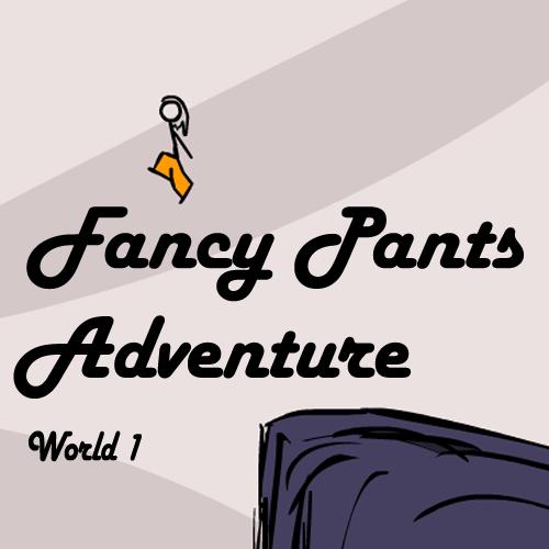 Fancy Pants Adventure World 1