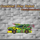 Combine! Dino Robot: Therizinosaurus