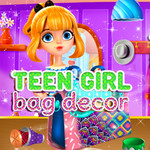 Teen Girl: Bag Decor