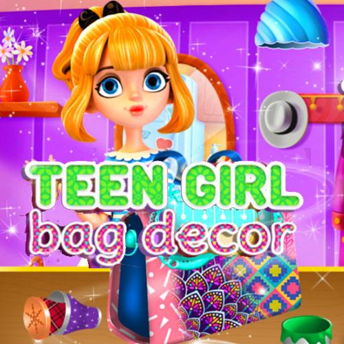 Teen Girl: Bag Decor