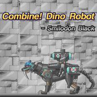 Combine! Dino Robot: Smilodon Black