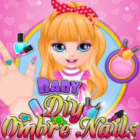 Baby: Diy Ombre Nails
