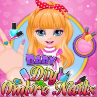 Baby: Diy Ombre Nails