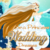 Sea Princess: Wedding Dresses