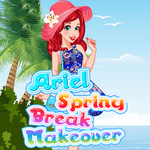 Ariel: Spring Break Makeover