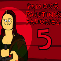 Famous Paintings Parodies 5