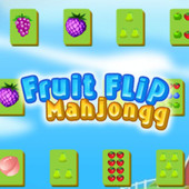 Fruit Flip Mahjongg