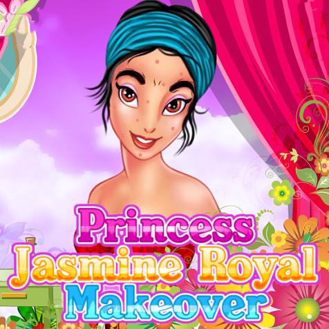 Princess Jasmine: Royal Makeover
