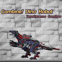 Combine! Dino Robot: Termityranno Comthus