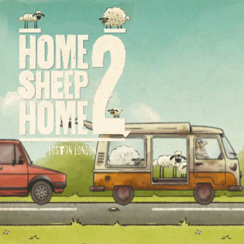 Home Sheep Home 2: Lost In London