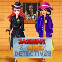 Jasmine & Ariel Detectives