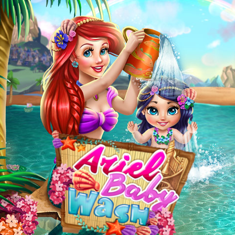 Ariel: Baby Wash