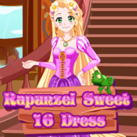 Rapunzel: Sweet 16 Makeover