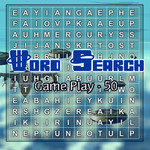 Word Search Gameplay: 50