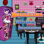 Draculaura: Kitchen Decoration